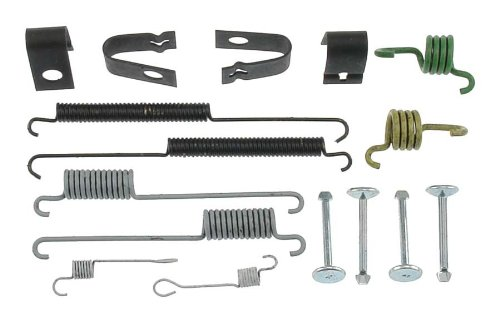 Carlson Quality Brake Parts H7314 Brake Combination Kit