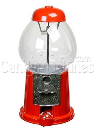 Carousel King Gumball Machine Bank with Stand , 15
