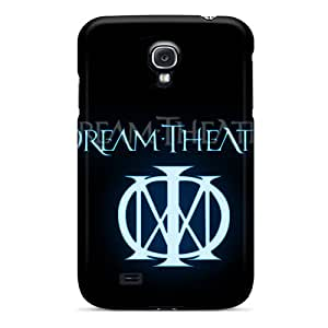 High Quality Phone Covers For Samsung Galaxy S4 With Provide Private Custom Nice Dream Theater Logo Series PhilHolmes