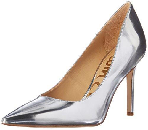 Sam Edelman Women's Hazel Dress Pump, Soft Silver, 8.5 M US