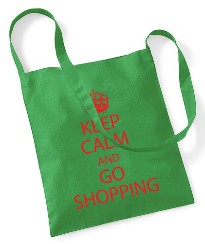 Shopping M Keep Black Sling Calm Print Tote amp; Go qfXZwF