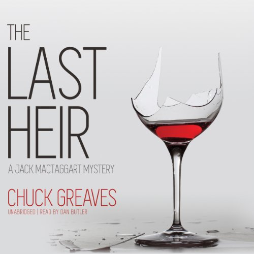 Bargain Audio Book - The Last Heir