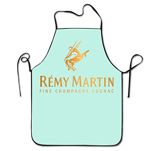 Women's Apron - Remy Martin Champagne Cognac Logo Kitchen And Cooking Apron, Durable Stripe For Cooking, Grill And Baking