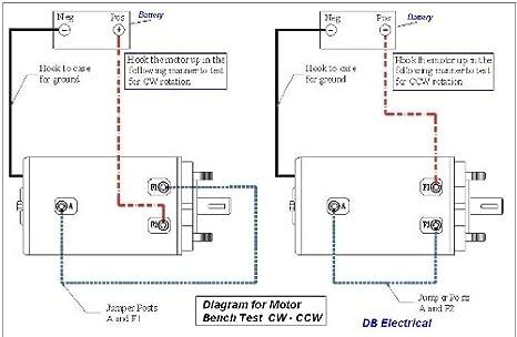 Old Ramsey Winch Wiring Diagram | Machine Repair Manual on