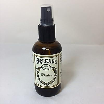 Orange Vanilla Scented Orleans Home Fragrances Room Spray