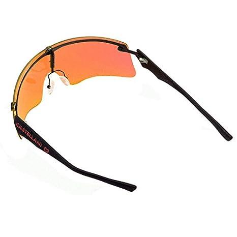 c45c3c827b Castellani c-Mask II Montura para Gafas de Tiro a Lentes Intercambiables:  Amazon.es: Deportes y aire libre