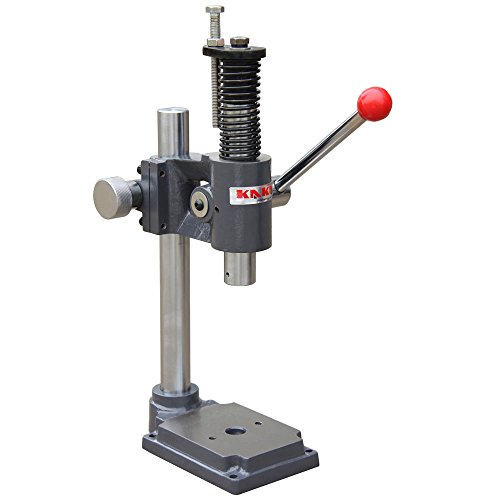 KAKA-Industrial-AP-2S-Arbor-Press-Adjust-Press-Height-Jewelry-Tools-Solid-Construction-Easy-Operation-2-Tons-Arbor-Press