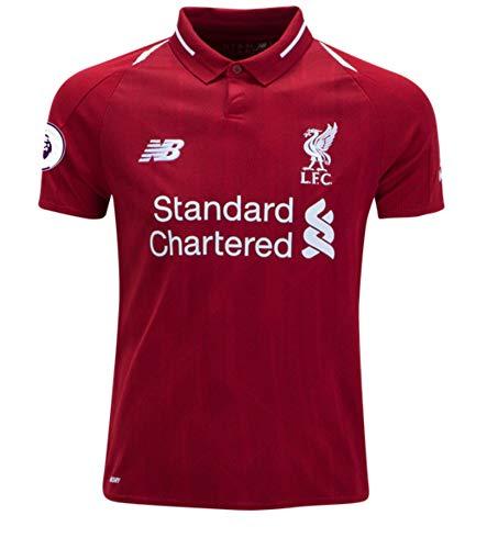 Salah 11 Liverpool New Season 2108//19 T-Shirt Men M