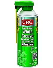 CRC Food Grade White Grease, 10 Wt Oz, 03038