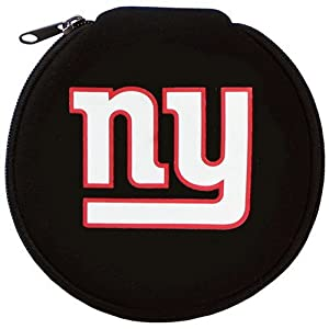 NFL New York Giants CD/DVD Case