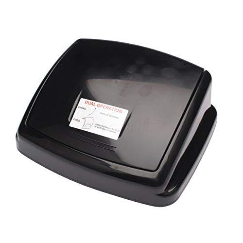 30 L lid Black 2WORK 2W02394 Swing Bin Top Only