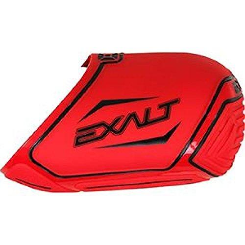 Exalt Paintball Red Tank Cover Medium (Fits 68,70,72 CI Carbon Fiber Tanks) by Exalt
