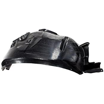 New Fender Splash Shield Front, LH Side for Acura TL AC1248106 1999 to 2001