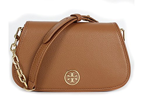 Tory Burch Landon MINI Leather Bag Bark