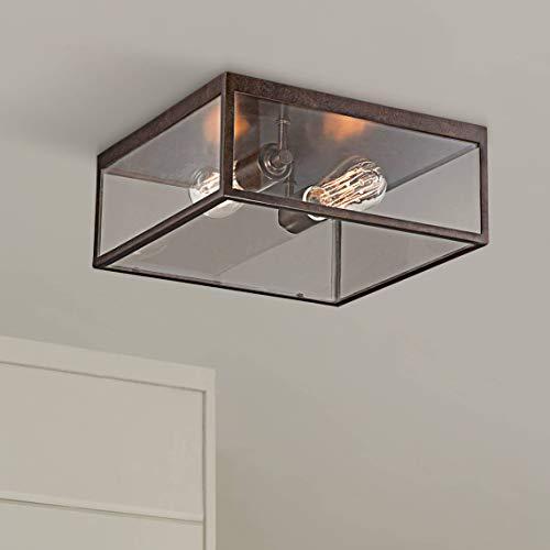 Montesidro Modern Outdoor Ceiling Light Fixture Bronze 12