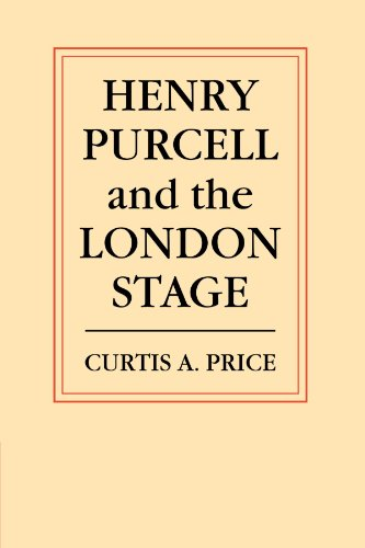 Henry Purcell and the London Stage by Cambridge University Press