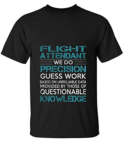 Break Time men's Flight Attendant classic tee shirt black (Oakland Iron Horse)