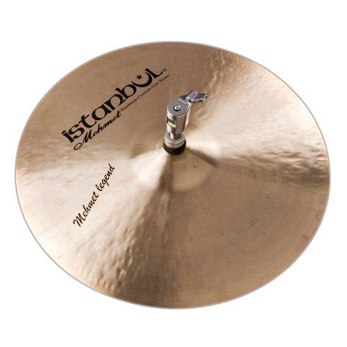 Istanbul Mehmet Cymbals Jazz Series ML-HH14 Mehmet Legend Hi-Hat 14-Inch Cymbal Jazz Thin Hi Hat