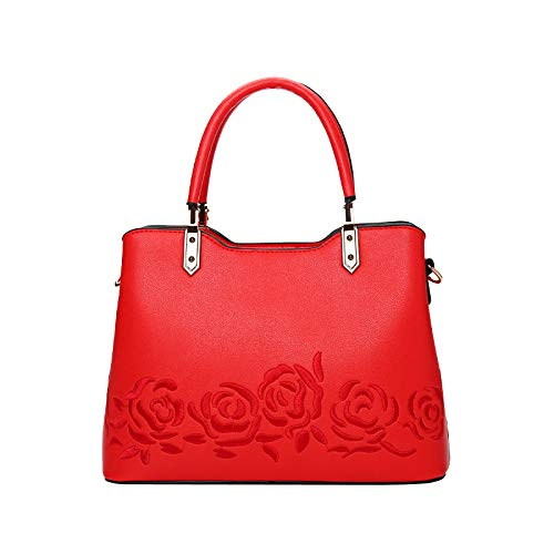 à Main à Sac Bandoulière Sac KYOKIM Red Sacs Femmes Mode Messenger 1twEqESFx