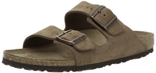 Birkenstock Arizona Mocha Suede Sandal 39 N