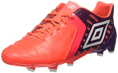 Umbro Fiery Homme Winter Rouge de Football II Bloom Medus HG Coral Pro Chaussures White 6qnr6gwR
