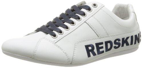 Bianco Blanc Redskins Blanc Sneaker Marine Toniko Uomo qwAtX