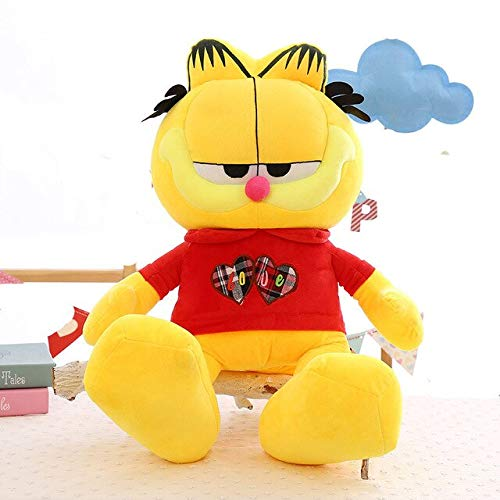 VIDANL 60/80/100Cm Plush Cat Toys Cute Plush Stuffed Toy Animal Cat Doll Anime Cartoon Figure Doll Kids Birthday Gift Cool Must Haves 1 Year Old Boy Gifts Girls Favourite Characters Toddler Superhero