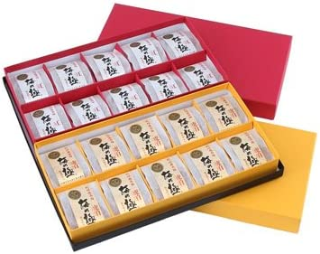 「塩分」「製法」すべてにこだわり抜いた 梅の極 紅・琥珀20粒二色セット
