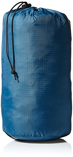 "Bilby Nylon Stuff Bag Blue 5"" x 8"""