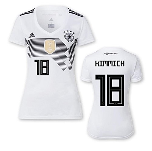 Maillot Femme DFB 2018 Home WC – Kimmich 18