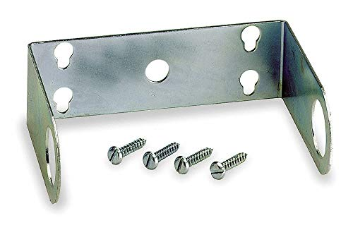 (Zinc Plated Steel Mounting Bracket Kit, For Use With: 3/4