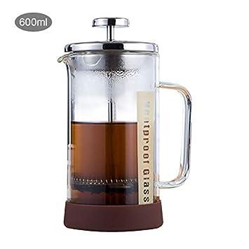 dxx Filtro servicios de mesa Cafetera 350/600 ml de acero ...