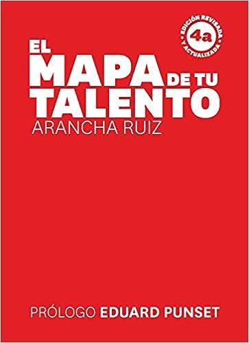 Libro mapa de tu talento