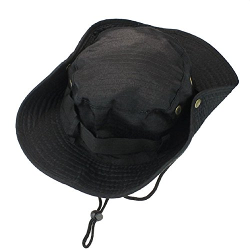 Lookatool Bucket Hat Boonie Hunting Fishing Outdoor Wide Cap Brim (Cheap Bucket Hats)