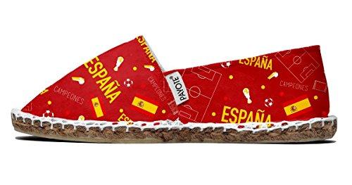 Rouge Espadrille Rouge Espadrille Espadrille España Rouge España Rouge Espadrille Espadrille España España zqwd74z