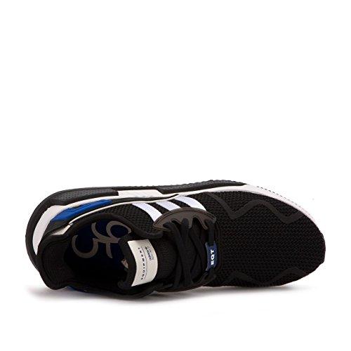 Scarpa Da Allenamento Adidas Mens Eqt Cushion Adv Originale Nera / Bianca