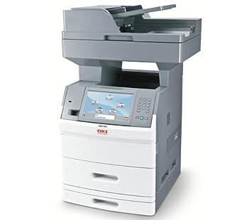 OKI MB780 LED 55 ppm 1200 x 1200 dpi A4 - Impresora multifunción ...