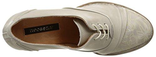 Neosens845 Rococo - Zapatos de tacón Mujer Blanco - blanco (White)