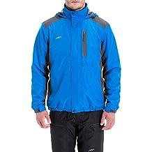 Trailside Supply Co. Men's Weatherproof Fleece-Lined Hooded Ski Jacket