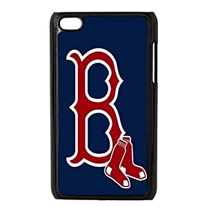 Custom Red Sox MLB Series Back For SamSung Note 2 Case Cover JNIPOD4-575