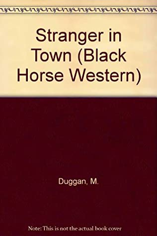 book cover of Stranger in Town