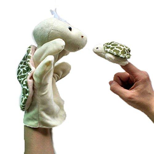 Tortoise Finger Puppet - 7