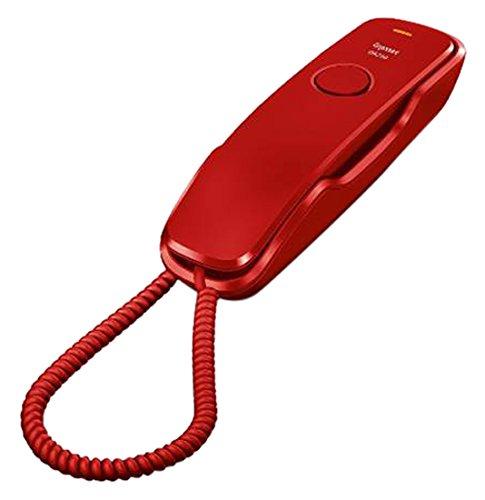 363 opinioni per Gigaset DA210 Telefono Fisso, Rosso