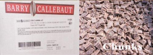 Barry Callebaut 70102 Semi sweet dark chocolate chunks 5 (Semi Sweet Chocolate Chunks)