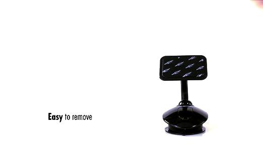 Ansmann Universal Smart Holder for Mobile Devices Black 1700-0023 Retail Packaging