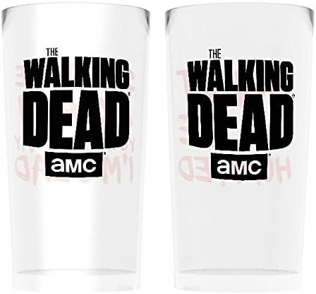 GB Eye LTD,The Walking Dead 2 Vasos de Pinta Type