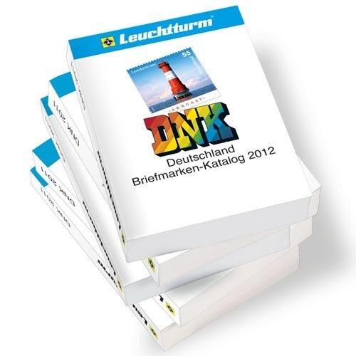 DNK Deutschland Briefmarken-Katalog 2012