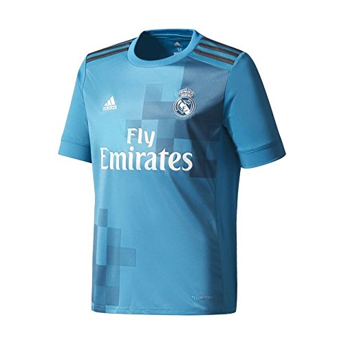 Adidas Real Madrid CF 3rd Youth Jersey [VIVTEA] (L)