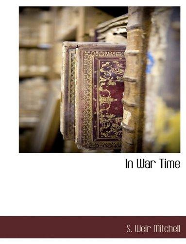 Download In War Time pdf epub