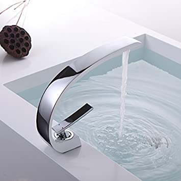 Gimili Wasserhahn Bad Weiß Badezimmer Armatur Amaturen Badezimmer ...